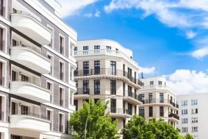 Vermittlung und Verkauf von Neubau-Wohnanlagen in guter und gesuchter Wohnlage © Tiberius Gracchus – Fotolia