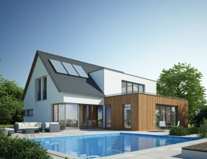 Haus am Wasser Berlin verkaufen © KB3 – Fotolia